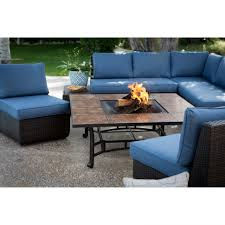 coffee table magnificent best propane fire pit rectangular fire