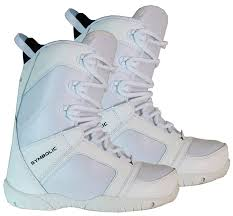 womens snowboard boots size 9 symbolic white ultra light womens snowboard boots size 6 7 8 9 10