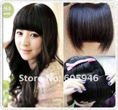 hair clip poni jual clip in bangs hair clip poni poni clip khusus grosir