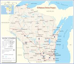 Wisconsin Lake Maps Wisconsin Deaf Clubs Thinglink