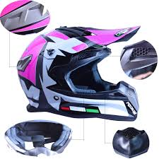 boys motocross helmet amazon com myheartgoon motocross helmet dirtbike racing helmet