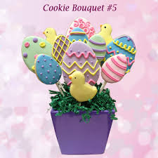 cookie bouquet easter egg cookie bouquet school fundraiser