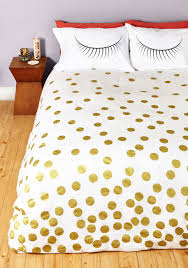 Polka Dot Bed Sets by Bliss 100 Organic Cotton Sheet Set 350 Tc Duvet Queens And Dorm