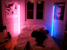 Bedroom Neon Lights Happyandstupid Hue Pinterest Neon Room And Bedrooms