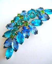 917 best brooch images on rhinestone jewelry vintage