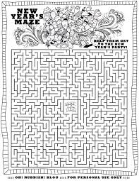 free printable lego maze new year s printable activities entertain your kids with 4 new