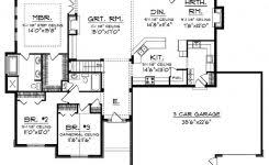 1100 Sq Ft House 1100 Sqft 3 Bedroom House Plans How Big Is 1100 Square Feet House