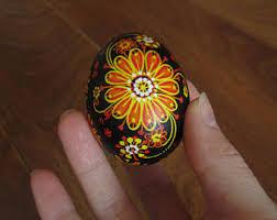 Lubas Easter Egg Decorating Kit by Ukrainian Eggs Etsy