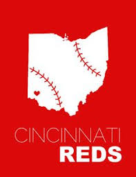 cincinnati reds home decor subway art cincinnati reds baseball rustic looking canvas home