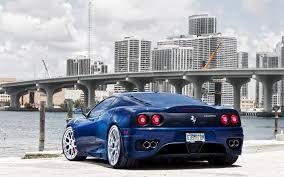 cars ferrari blue blue cars italian italy supercars ferrari 360 modena blue