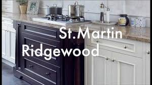 Amish Made Kitchen Cabinets by St Martin Kitchen Cabinets Youtube