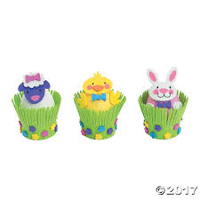 easter egg decorations craft kit