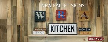 Personalized Kitchen Gifts by Personalized Gifts Handmade Wood Signs Arttowngifts Com