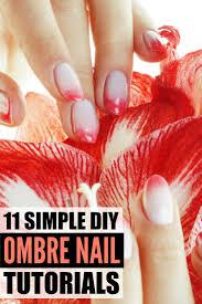 ombre nails 11 ombre nail art tutorials we love