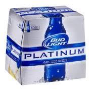 12 bud light price bud light platinum beer 12 pk 12 0 fl oz walmart com
