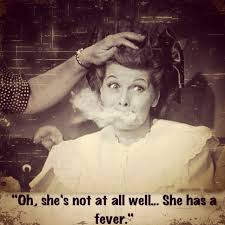i love lucy a blog about lucille ball i love lucy lucy fakes illness