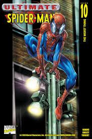ultimate spiderman fan art ultimate spider man vol 1 10