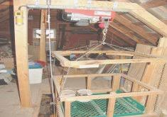 awesome attic storage lift easily lower and lift storage items to