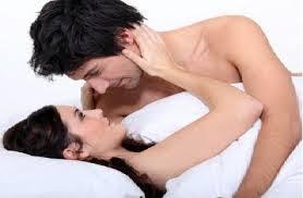gairah seksual meningkat dan lebih puas saat berhubungan seks