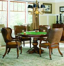 Amazoncom Hooker Furniture Waverly Place Reversible Top Poker - Hooker dining room sets