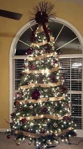 best tree ideas on 9 foot pre lit artificial trees ft gold