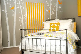 yellow and gray bedroom elegant yellow blue and grey bedroom photo