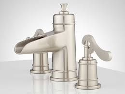 Delta Brushed Nickel Kitchen Faucet Faucet Delta Kitchen Faucets Intended For Exquisite Delta 2480