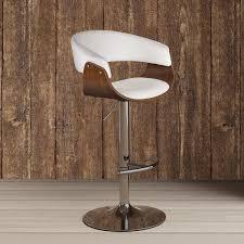 white leather swivel bar stools wonderful white swivel bar stool with spin swivel backless bar
