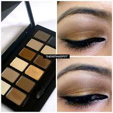 maybelline the eyeshadow palette review