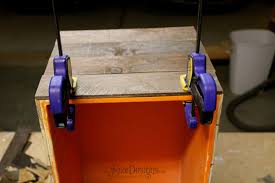 Free Plans For Wooden Toy Boxes by Diy Wooden Herringbone Toy Box Jroxdesigns