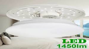 flush ceiling lights living room le 12w 11 inch daylight white led ceiling lights 80w incandescent