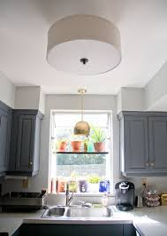 flush mount drum light is kitchen drum light the most trending thing now