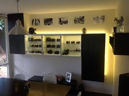 led strip lights under cabinet led strip lights for display cabinets beautiful home design lovely