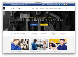 15 auto service car repair shop wordpress themes 2017 colorlib