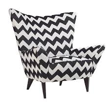 Black And White Striped Accent Chair Black And White Striped Accent Chair Darnell Chairs