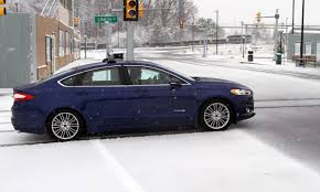 small ford cars what happens when a self driving car encounters snow toronto star