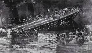 the sinking of the titanic 1912 a pen to sink a thousand ships