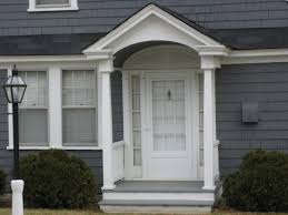 Home Entrance Design Portico Designs Architectural Builders Of Hampstead Inc Front