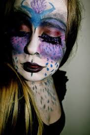 Sorceress Makeup For Halloween by Beauty Is A Creation Of Art