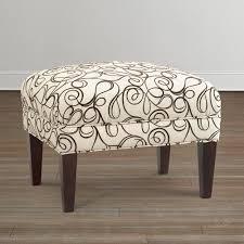 Upholstering An Ottoman Contemporary Upholstered Ottoman Bassett Furniture