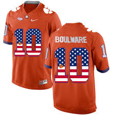 College Flag Authentic Ben Boulware Jersey Ncaa College Clemson Tigers Jerseys