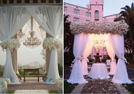 wedding chuppah floral canopies chuppah ideas ovations event wedding planners