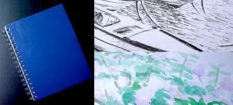 my sketchbooks comparison sketchblog of nela dunato cwtam