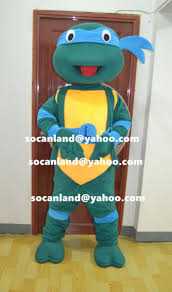 birthday invitation for teenager halloween tmnt mascot tmnt by cartoonmascotcostume on zibbet