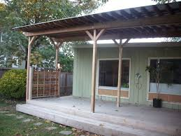 How To Build A Wood Awning Over A Deck Best 25 Metal Deck Ideas On Pinterest Metal Deck Railing Deck