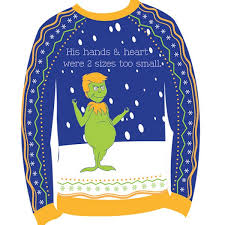 grinch christmas sweater grinch men s christmas sweater news at it s best