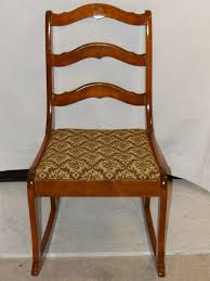 Small Rocking Chair Tell City Chair Company Rare Early Rocker Mahogany Ladies Small