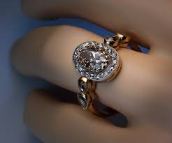 colored engagement rings fancy color diamond antique engagement rings antique jewelry