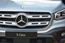 bmw mercedes benz x class is