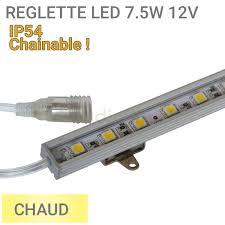 reglette led cuisine reglette led cuisine 7 5w 3k 120 chainable 50cm led in breizh